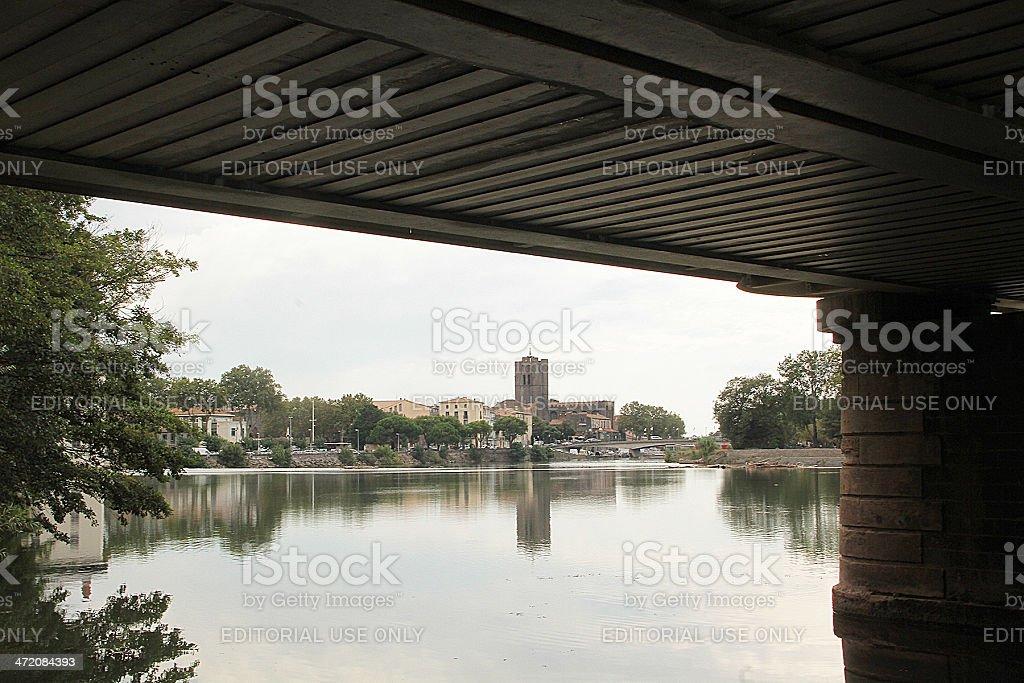 Agde, Francia foto stock royalty-free