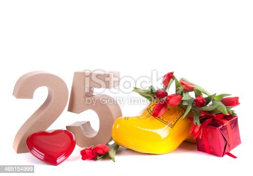 178269167istockphoto Age in numbers and a party mood 465154999