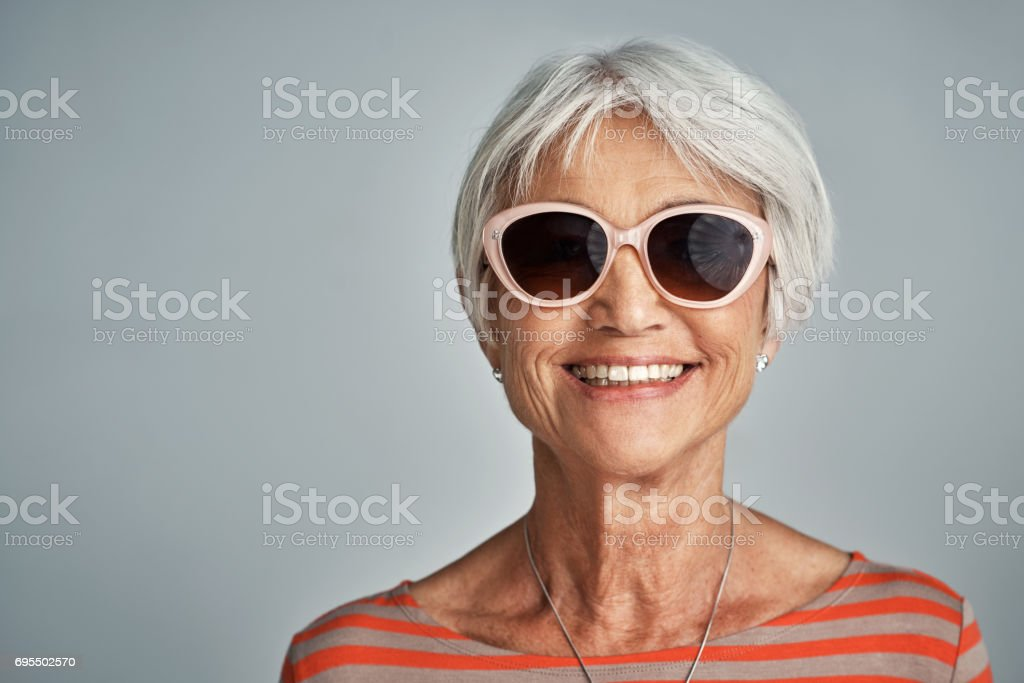 Age is a state of find stock photo