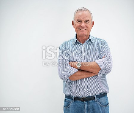 istock Age is just a number after all 487726388