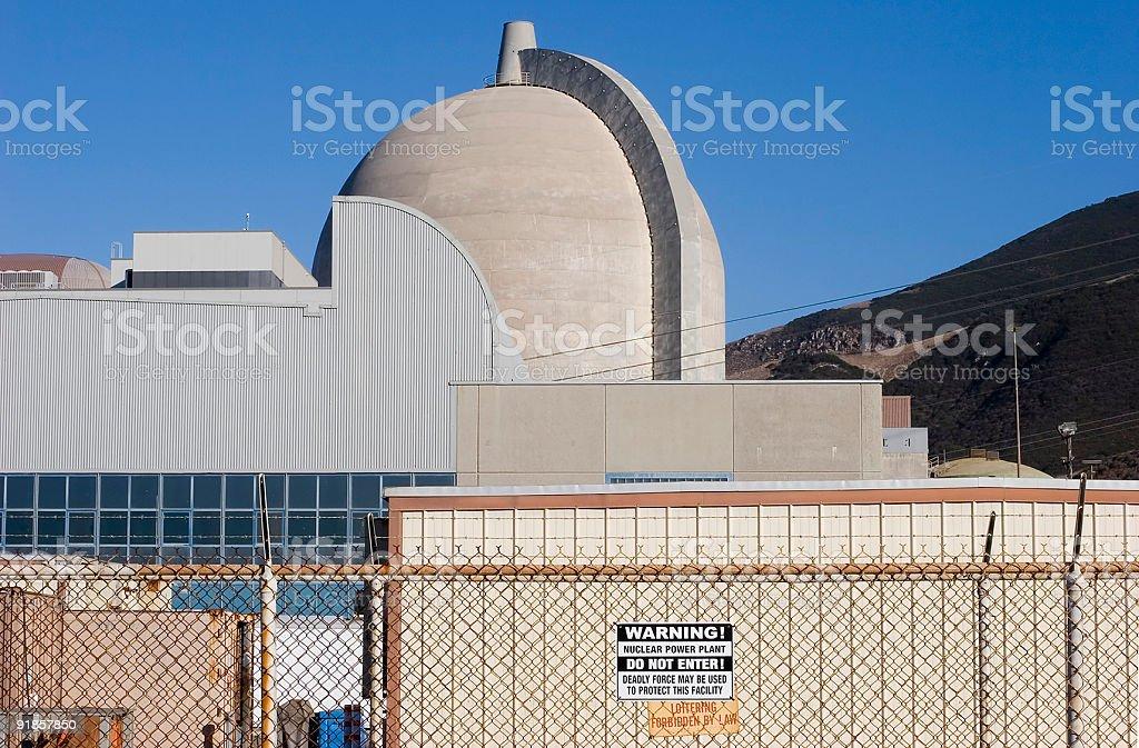Age of the Atom stock photo