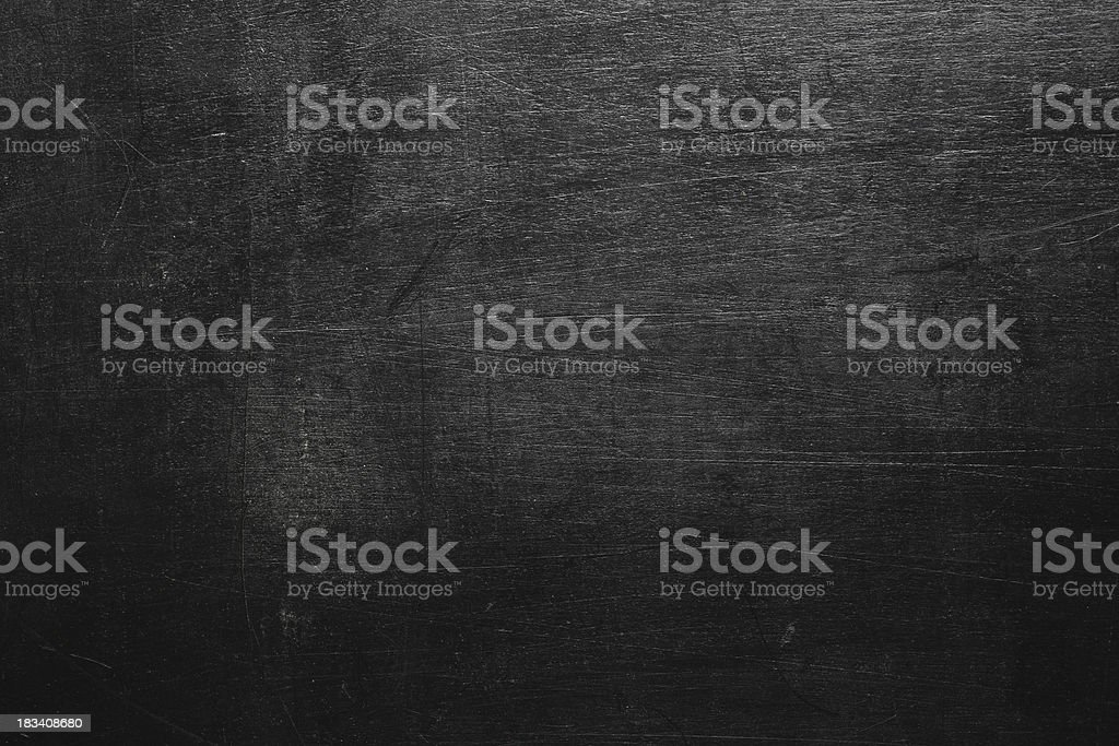 Aged blank blackboard stock photo