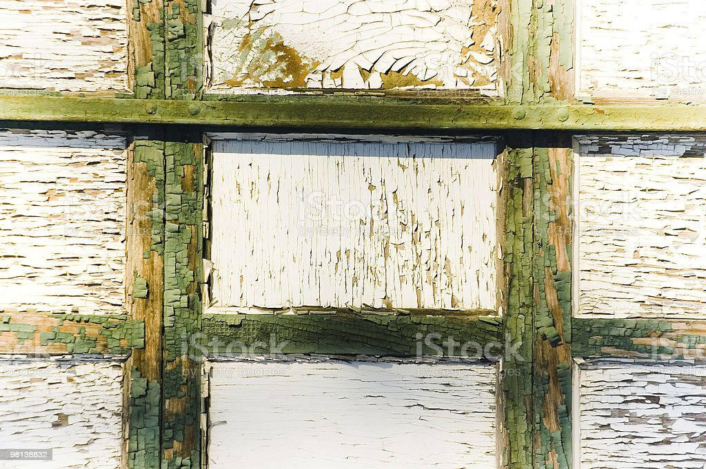 Aged Building abstract background royalty-free stock photo