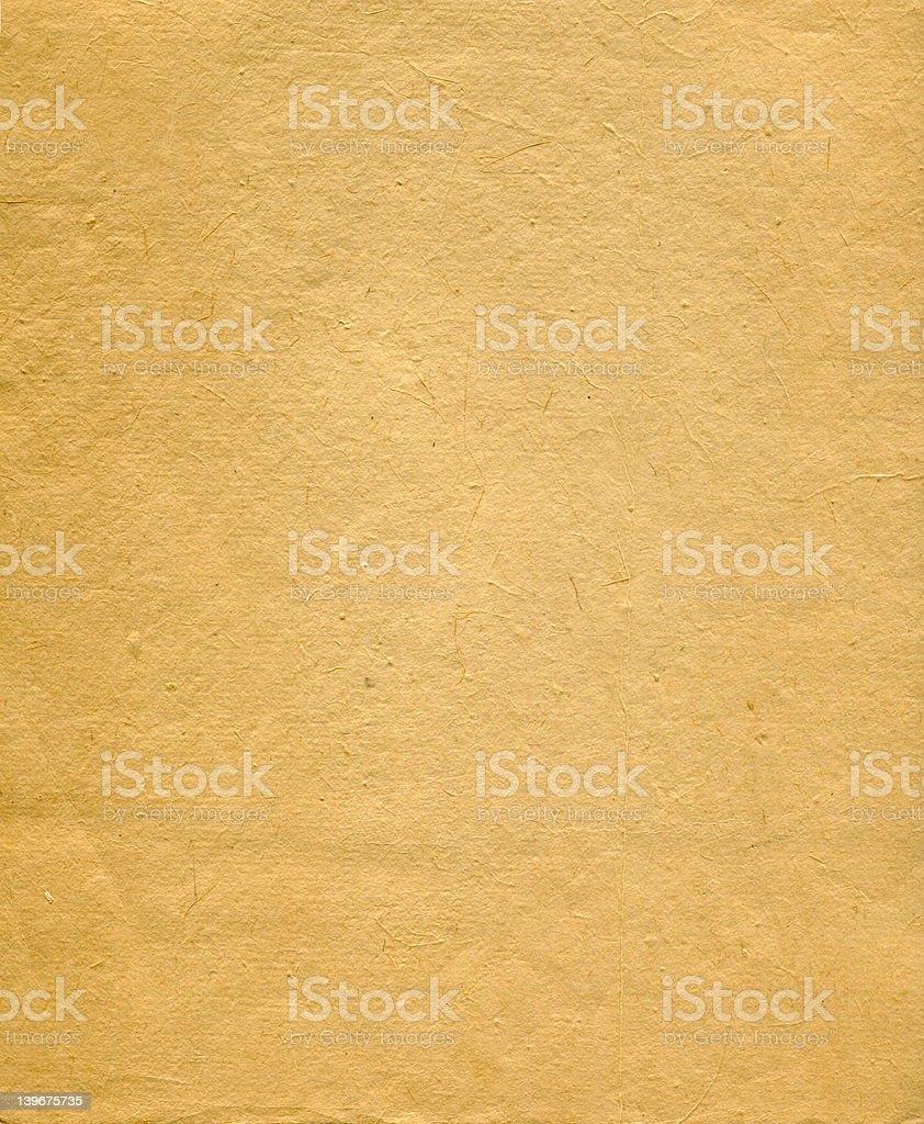 Vieux grunge Papier de riz photo libre de droits