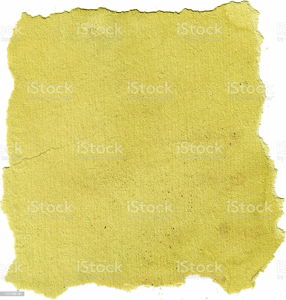 Aged paper (large) royalty-free stock photo