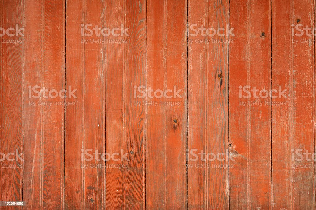 Aged Red royalty-free stock photo