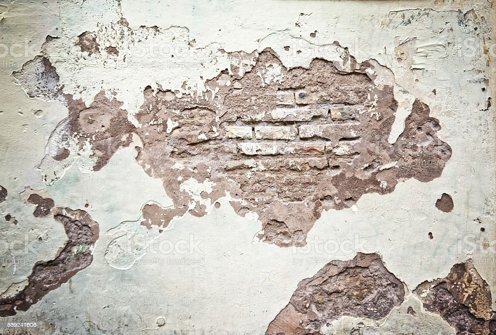 Aged street wall background royalty-free stock photo