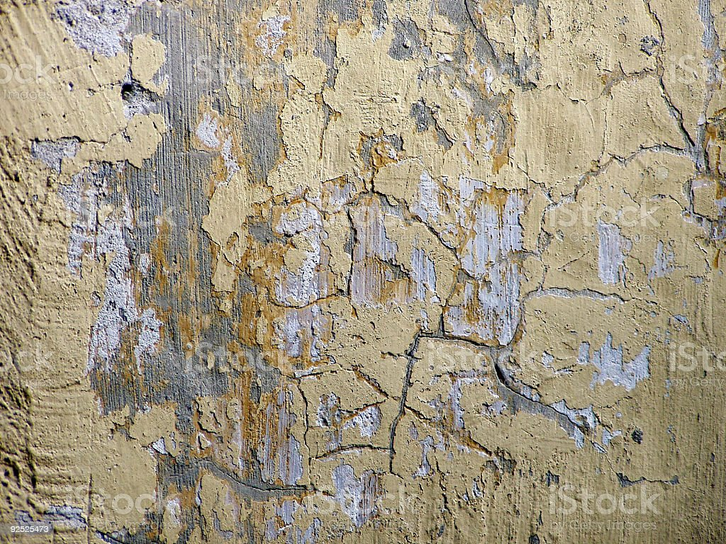 Aged wall texture stock photo