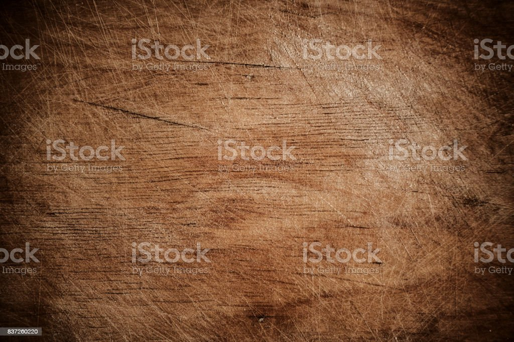 Aged wooden texture stock photo