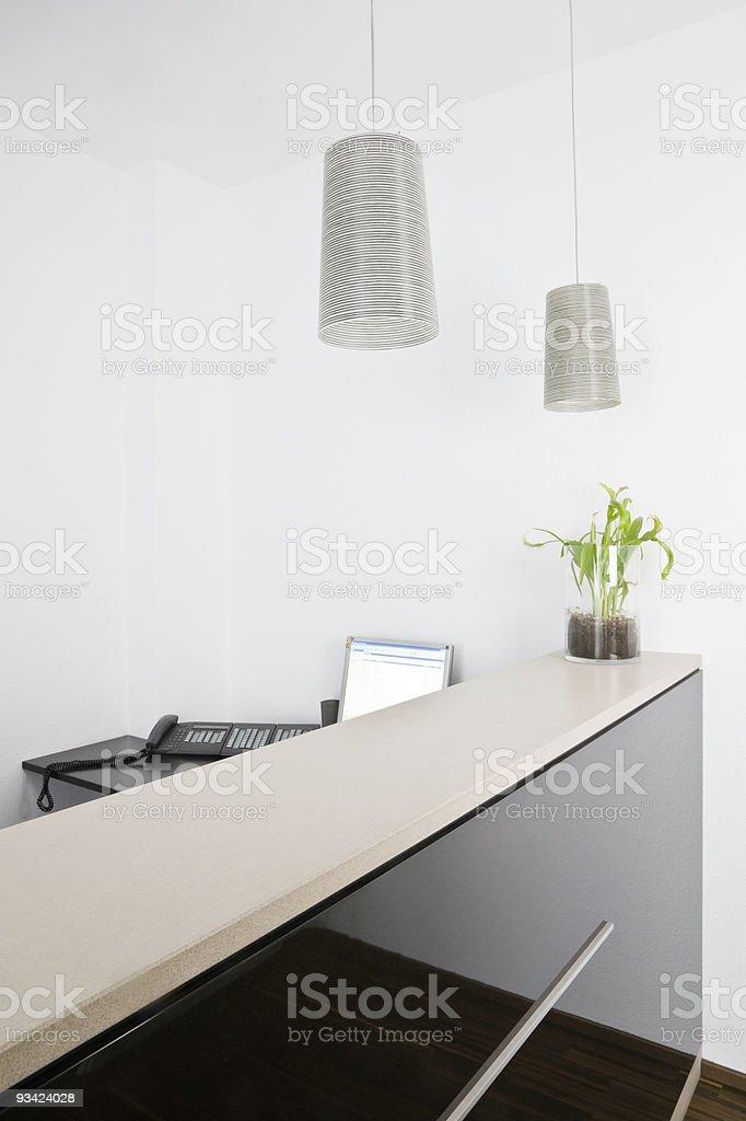 Agency Interior Series VIII stock photo