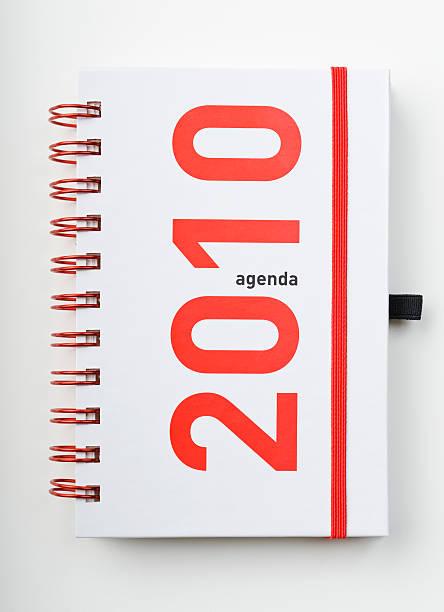 programma 2010 - 2010 foto e immagini stock