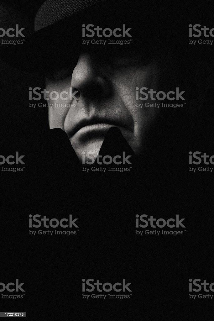 Agent stock photo