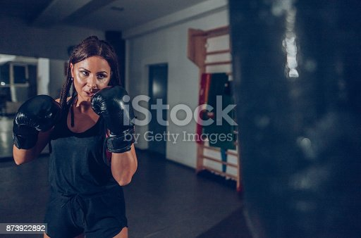 873932790 istock photo Aggression is all arround 873922892