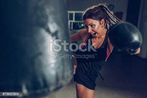 873932790 istock photo Aggression is all arround 873932504