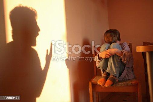 istock Aggressive parent 123599474