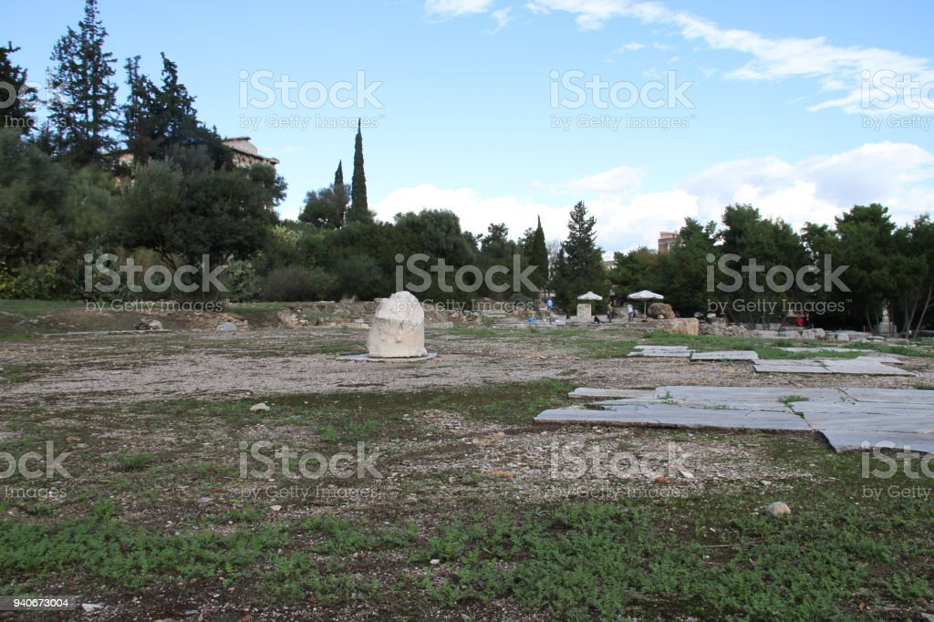 Aghora, Athènes, Grèce - Photo
