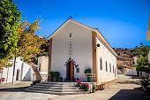 Agia Markella church in Chios Island, Greece