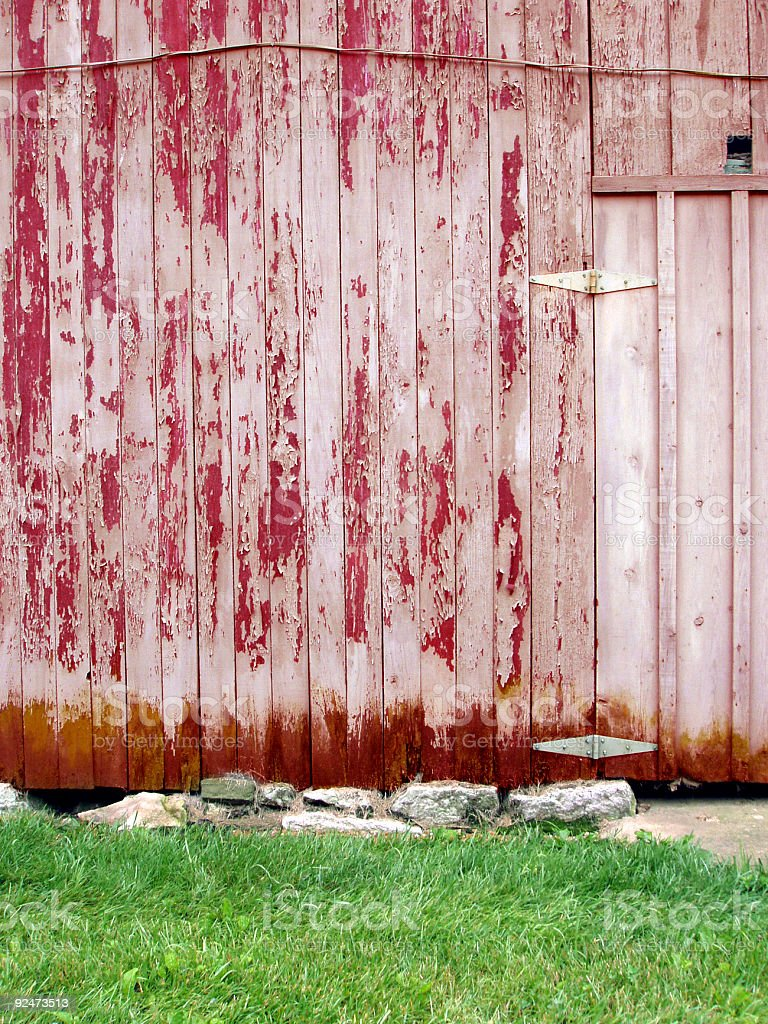 Aging Barn royalty-free stock photo