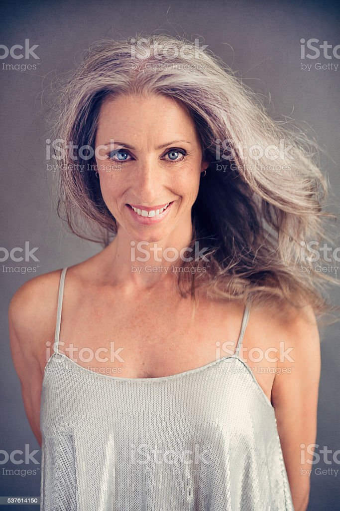 reife Frauen über 45