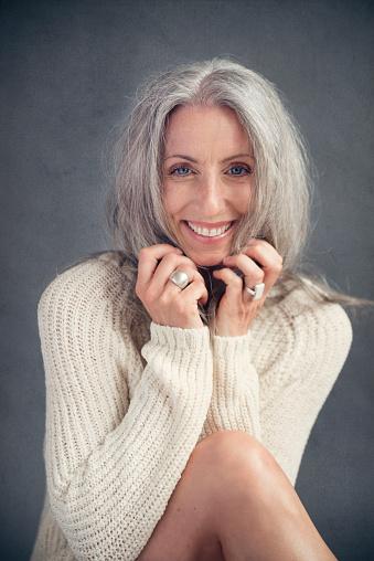 Best Mature Women Faces Pics Stock Photos, Pictures