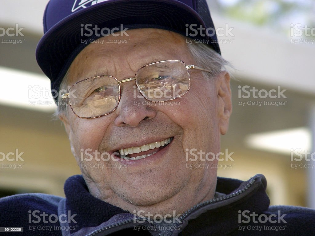 Aging happily - Royalty-free Active Seniors Stock Photo