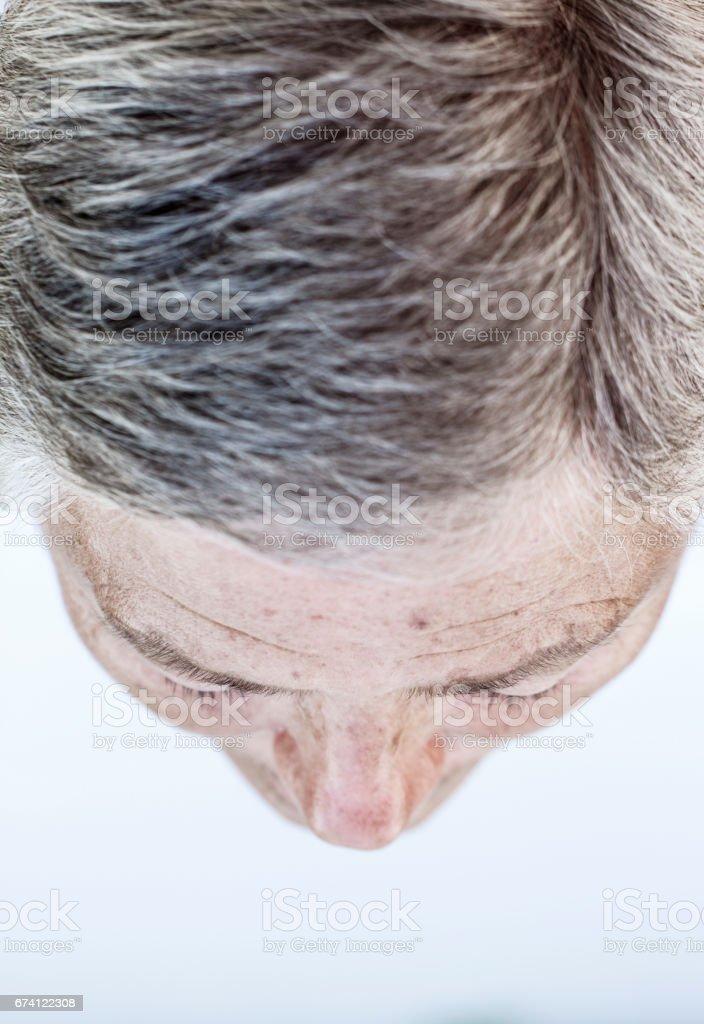 Aging Process 免版稅 stock photo