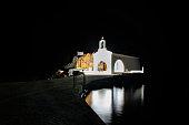 Agios Isodoros church in Chios Island in Greece