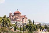 istock Agios Pavlos Church 174960787