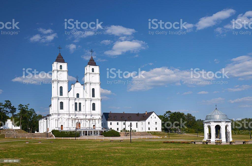 Aglona cathedral, Latvia