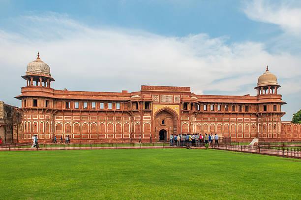 Agra Fort stock photo