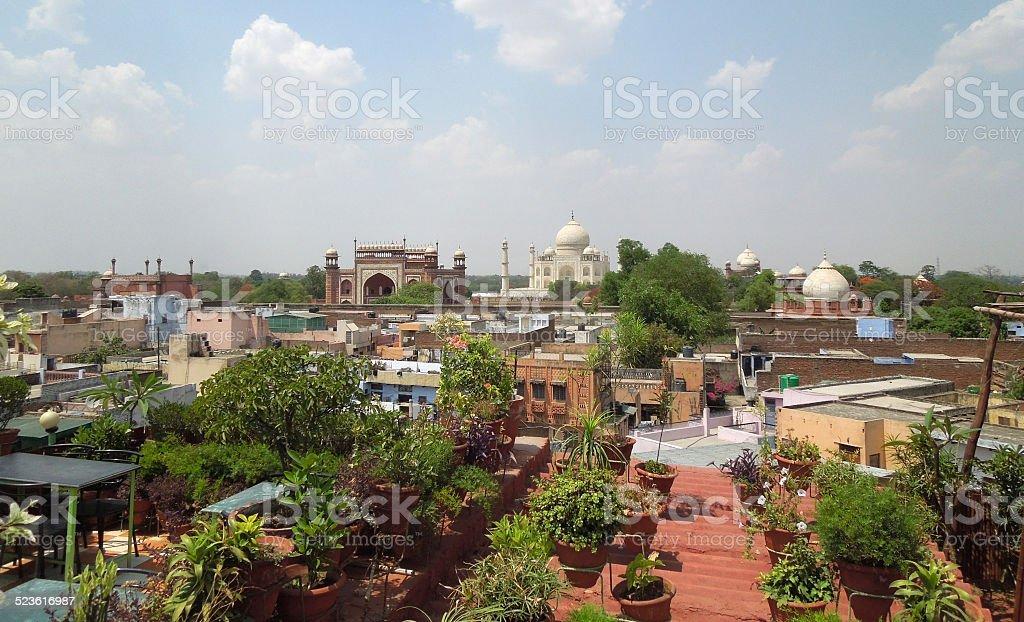 Agra in India stock photo