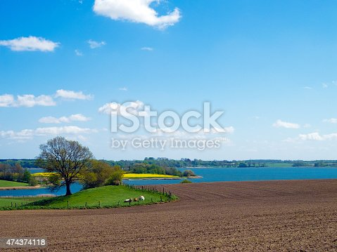 istock agrarian landscape in northern Germany 474374118