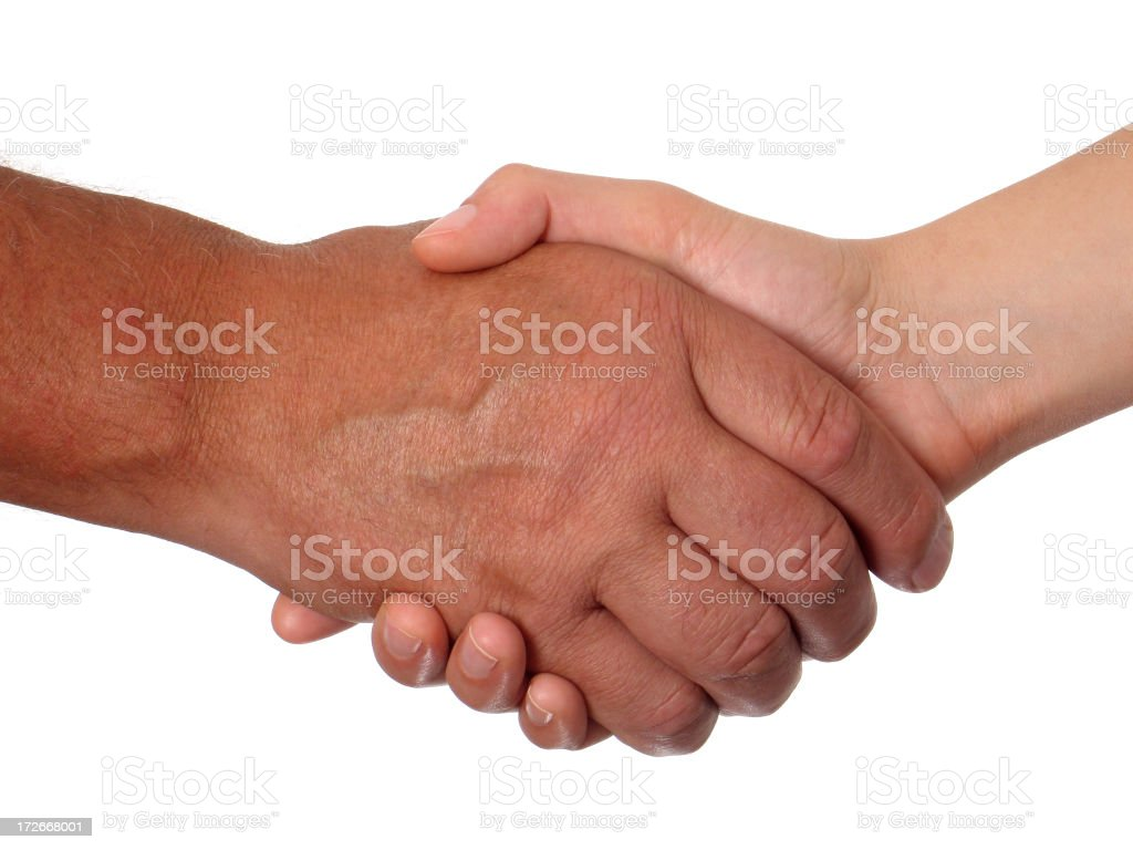 Agreement royalty-free stock photo