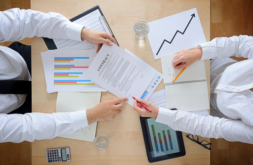 Agreement Stock Photo - Download Image Now