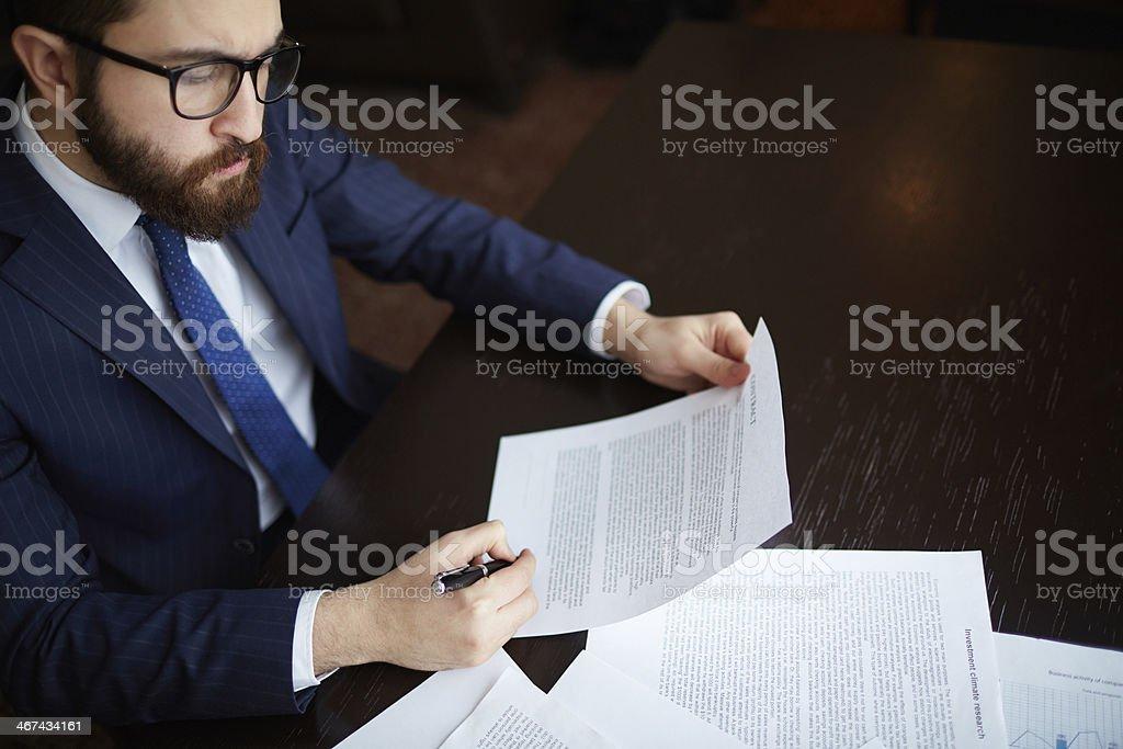 Vereinbarung Lizenzfreies stock-foto