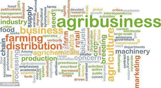 istock Agribusiness background concept 474944586