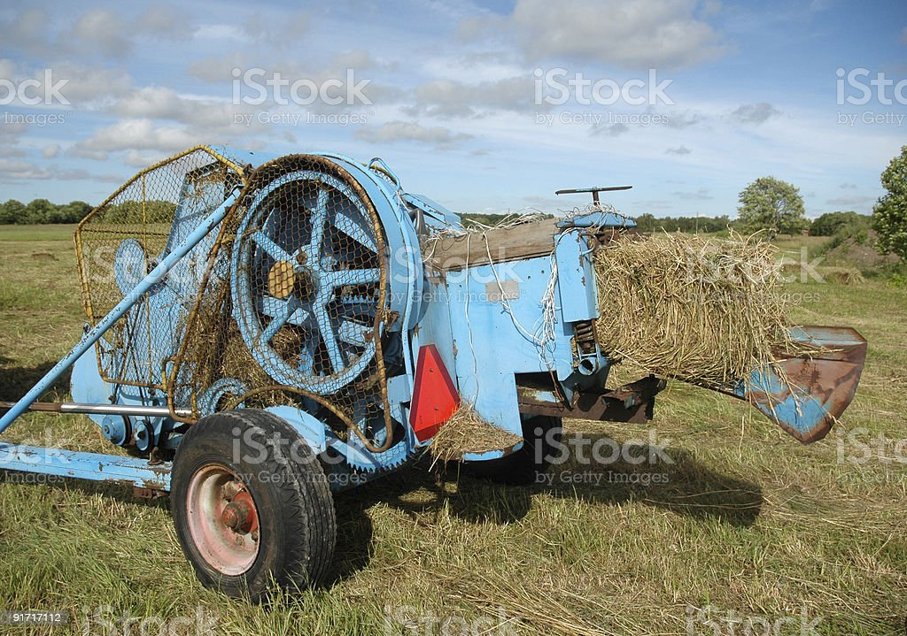agricultural aggregate stock photo