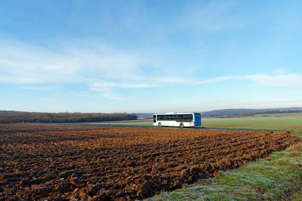 Domaine agricole dans le pays de l'île de France - Photo