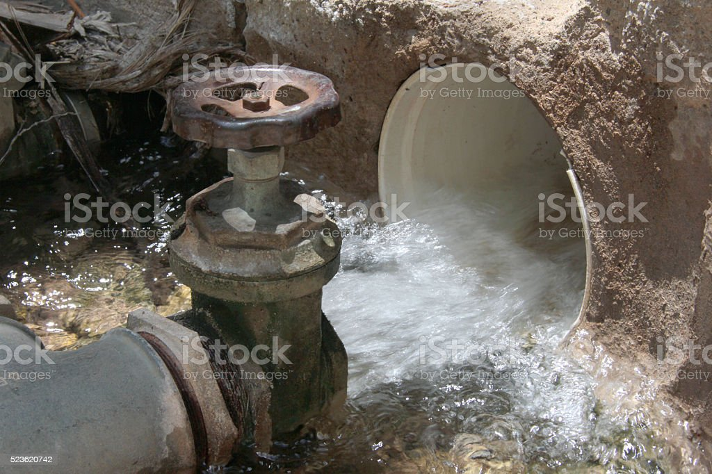 agriculture pipeline stock photo