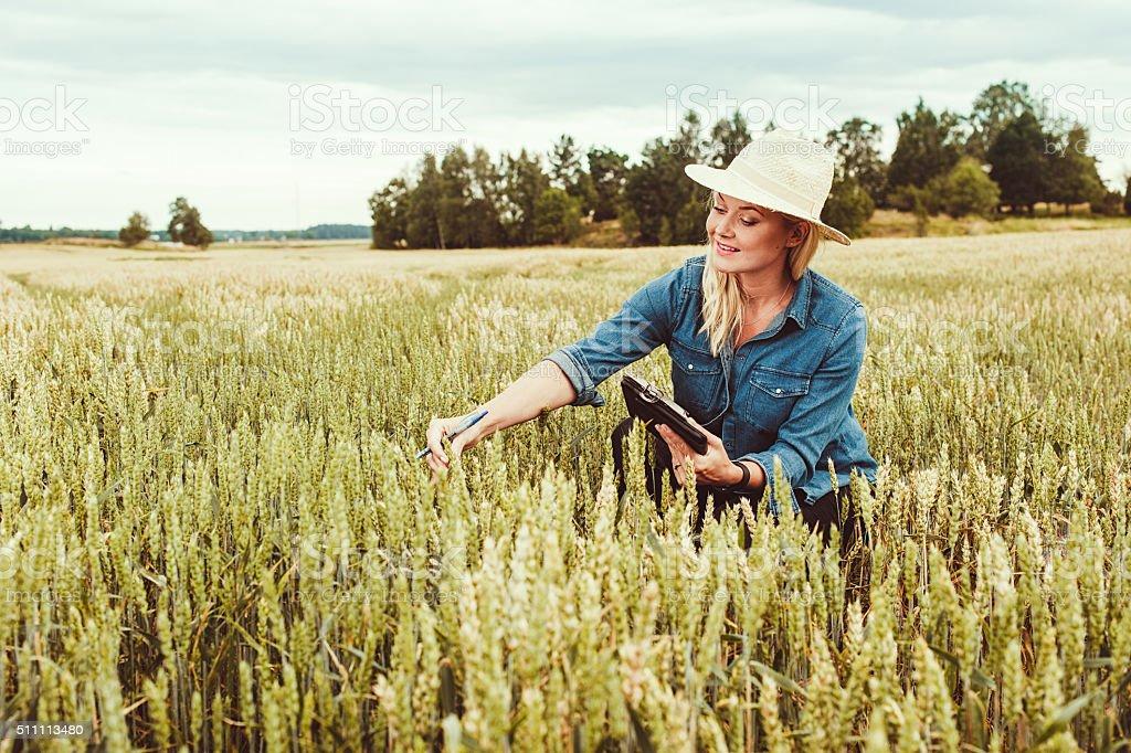 L'Agriculture travailleur recherches - Photo