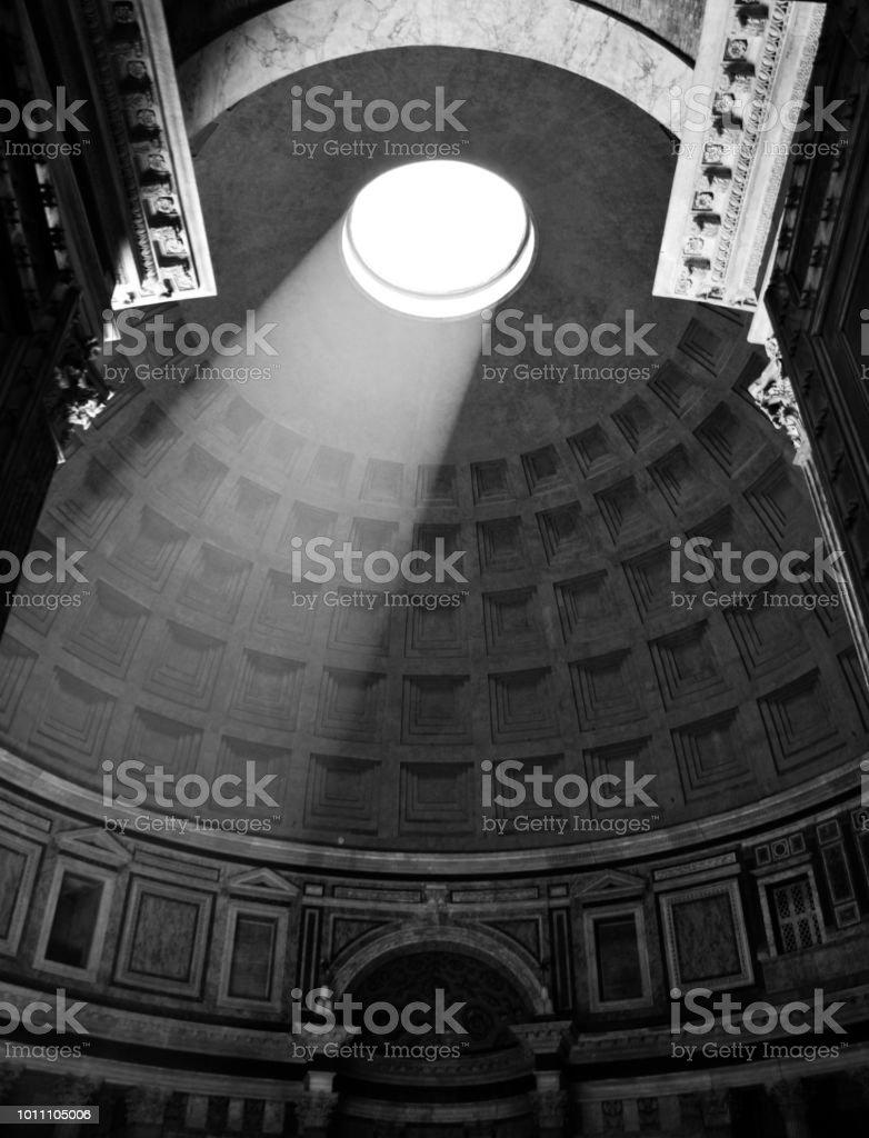 Agrippa del panteón - foto de stock