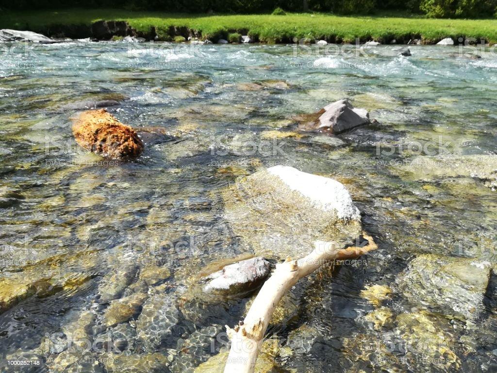 Agua fresca stock photo