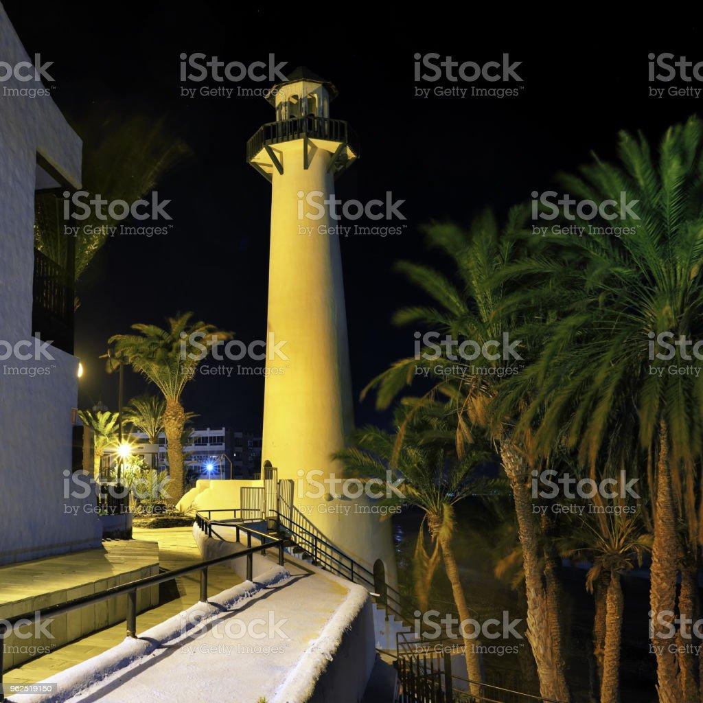Playa del Aguila Gran Canaria - Foto de stock de Antigo royalty-free
