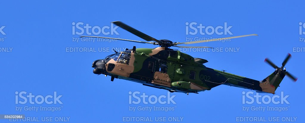 AgustaWestland AW101 stock photo
