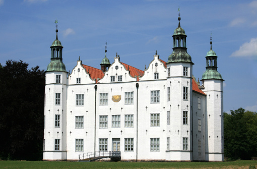 Schloss Ahrensburg Stock Photo - Download Image Now