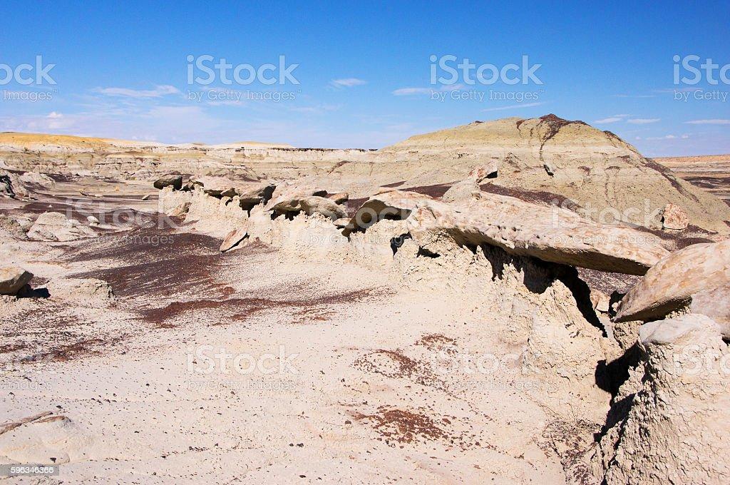 Ah-Shi-Sle-Pah Wilderness Study Area, New Mexico, USA Lizenzfreies stock-foto