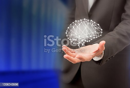 istock ai is the key 1206243556