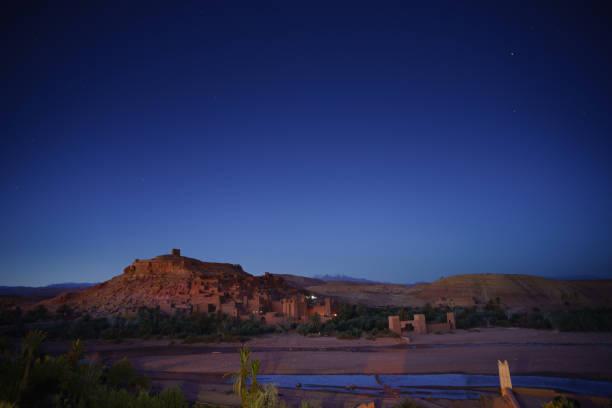 Aia ben haddou, Morocco, Africa stock photo