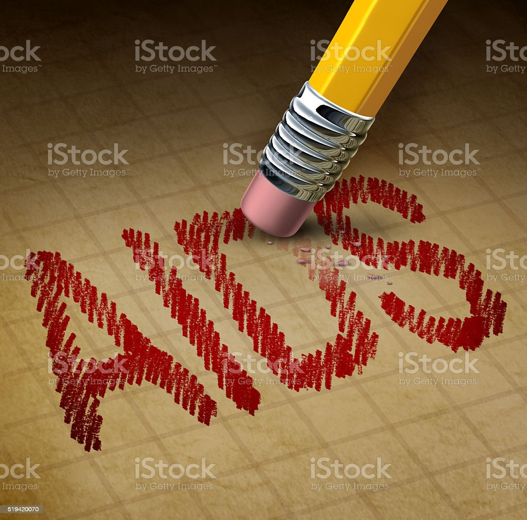 Aids Fight - Royalty-free AIDS Stock Photo