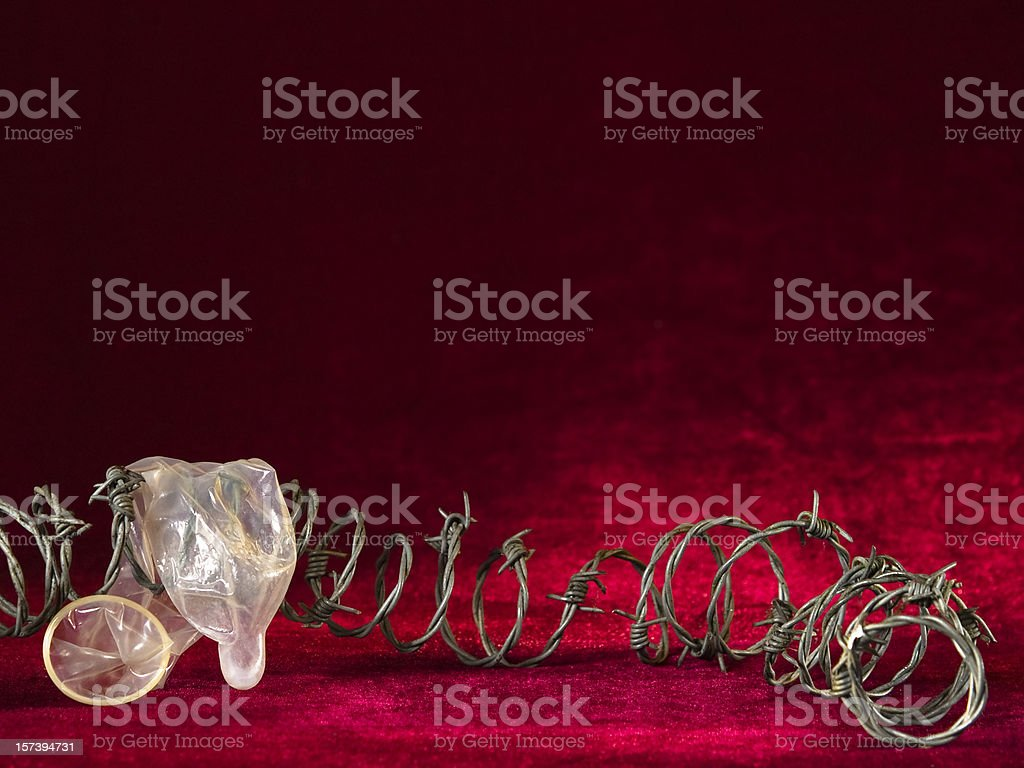 Aids series royalty-free stock photo